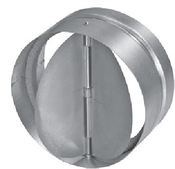 Монтаж приточного клапана в стену своими руками