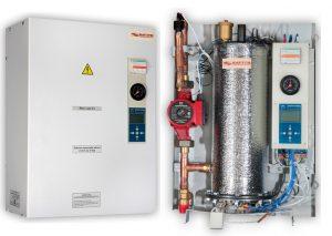 Схема монтажа электрокотла с радиаторами отопления