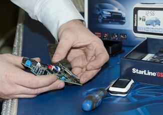 Автозапуск Starline как настроить автозапуск на сигнализации Старлайн